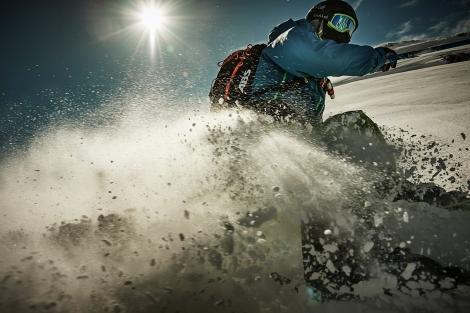 Snow and Rock Catalogue Photo Shoot AW16-17